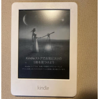 Amazon Kindle 第7世代 4GB WiFiモデル