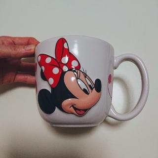 Disney - Disny ディズニー ミニーマウス マグカップ