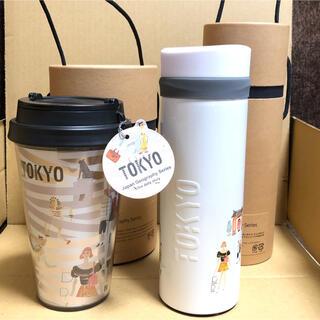 Starbucks Coffee - スターバックス タンブラー、ステンレスボトル