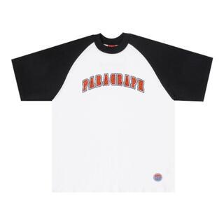韓国販売限定品 日本未発売 コムドット ゆうた 着用 パラグラフ Tシャツ