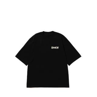 ennoy Bubble Electric Lサイズ 黒 tシャツ