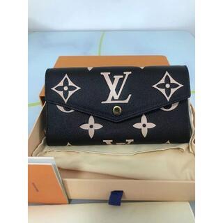 LOUIS VUITTON - ルイヴィトン ポルトフォイユ・サラ 長財布 M80496