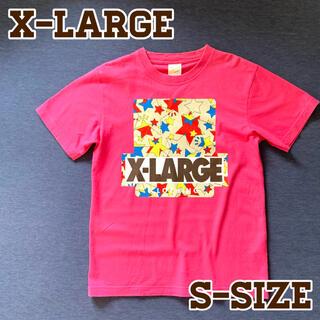 XLARGE - ⭐︎ビッグロゴ⭐︎ エクストララージ メンズTシャツ x-large Sサイズ