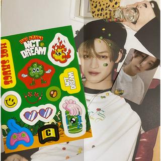 NCT DREAM Hot Sauce セット