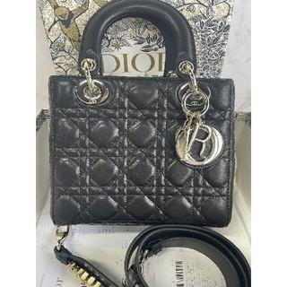Christian Dior - Dior レディディオール   ショルダーバッグ
