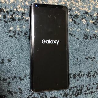Galaxy - Galaxy S9+ Titanium Gray SC-03K SIMフリー新品