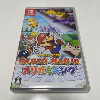 Nintendo Switch - ペーパーマリオ オリガミキング