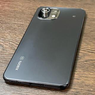 ANDROID - Xiaomi Mi 11 lite 5g トリュフブラック