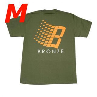 Supreme - 【人気】新品 BRONZE 56K Logo Tシャツ M