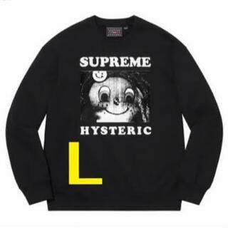 Supreme - Supreme Hysteric Glamour スウェット