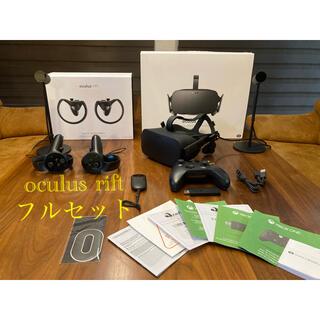 Oculus rift フルセット HMD X boxコントローラー タッチ