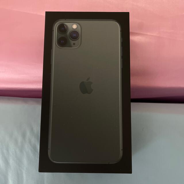 Apple(アップル)のiphone 11 Pro Max 256GB DOCOMO スマホ/家電/カメラのスマートフォン/携帯電話(スマートフォン本体)の商品写真