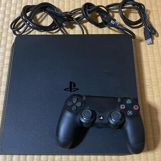 PlayStation4 - 箱無し軽量モデルps4+出品ソフト全部セット