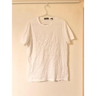 セオリー(theory)のtheory Tシャツ 半袖 ホワイト S セオリー(Tシャツ/カットソー(半袖/袖なし))