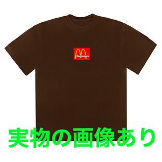 マクドナルド - XLサイズ Travis Scott x McDonald's コラボTシャツ❸