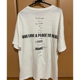 DEUXIEME CLASSE - ドゥーズィーエムクラス LOVE A PEACE  Tシャツ