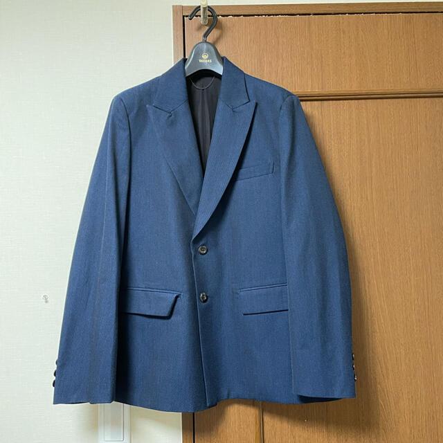 Jieda(ジエダ)のjieda 20aw セットアップ ネイビー ジエダ メンズのスーツ(セットアップ)の商品写真
