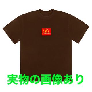 マクドナルド(マクドナルド)のXLサイズ Travis Scott x McDonald's コラボTシャツ❹(Tシャツ/カットソー(半袖/袖なし))