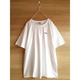 FILA - 新品FILA*半袖Tシャツ*未使用フィラ*送料無料レディース*白色ホワイト