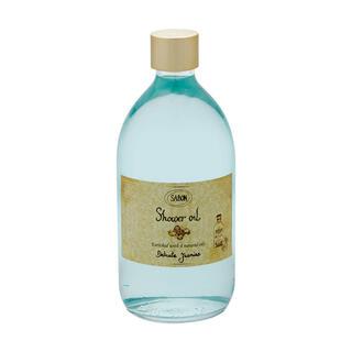 サボン(SABON)のSABON シャワーオイル デリケート・ジャスミン 500ml(ボディソープ/石鹸)