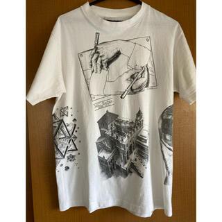 ART VINTAGE - M.C. Escher Tシャツ 80s vintage ART 騙し絵