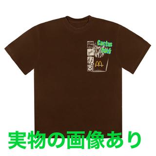マクドナルド(マクドナルド)のXLサイズ Travis Scott x McDonald's コラボTシャツ❻(Tシャツ/カットソー(半袖/袖なし))