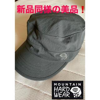 【美品❗️】マウンテンハードウェア ピエロティンキャップ 帽子 S-Mサイズ