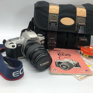 Canon - Canon 望遠レンズEF-35-80㎜/EOS kissフィルムカメラ