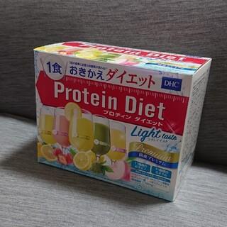 DHC - プロテインダイエットライトテイスト国産プレミアム 10袋♪