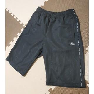adidas - ☆AHP-304 アディダス ハーフパンツ 黒 サイズ L