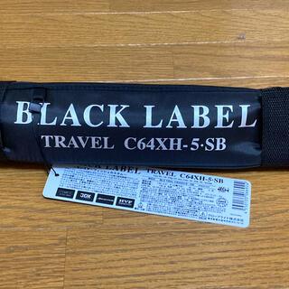 DAIWA - ダイワ ブラックレーベル トラベル C64XH 5 SB