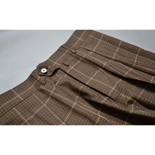 NEAT foxbrothers check tapered