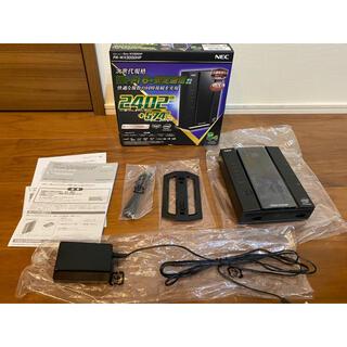NEC - NEC 無線LANルーター Aterm PA-WX3000HP