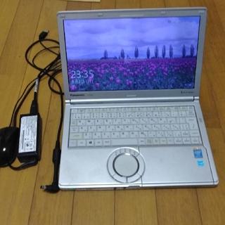 Panasonic - パナソニック ノートパソコン CF-NX3 レッツノート