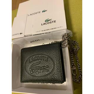 LACOSTE - ラコステ★チェーン付きミニ財布☆