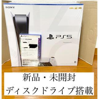 PlayStation - PlayStation 5 本体 ディスクドライブ搭載+ ラチェット&クランク