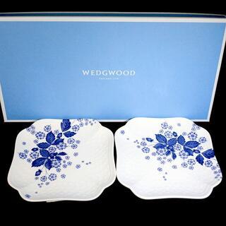 WEDGWOOD - 【新品 2枚セット 送料込】ウェッジウッド プレート