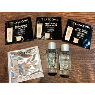 ランコム(LANCOME)のランコム 化粧水/ファンデーション サンプル6点(サンプル/トライアルキット)