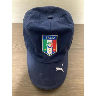 プーマ(PUMA)のPUMA プーマ イタリア代表 FIGC キャプ 帽子 Italia Italy(ウェア)