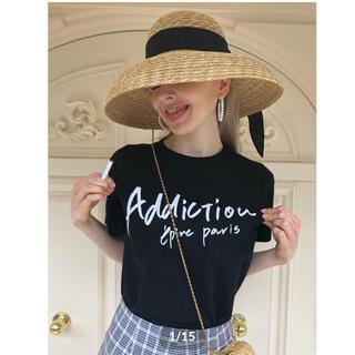 epine addiction tee black