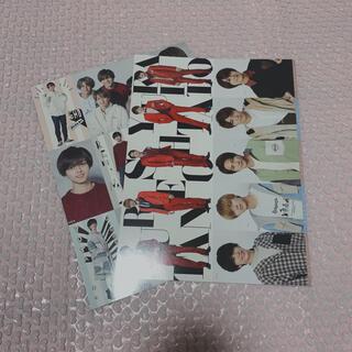 Myojo厚紙 King&Prince(キンプリ) 厚紙2種8枚セット