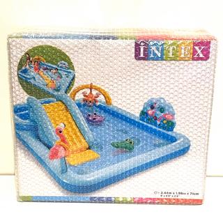 未開封 INTEX ジャングルアドベンチャー プレイセンター インテックスプール