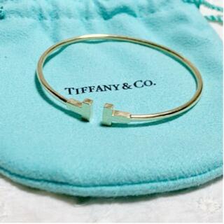 Tiffany & Co. - 新品未使用ティファニー バングル ブレスレット