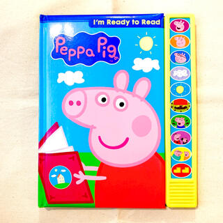 Disney - 【新品】ペッパピッグ 英語絵本 Peppa Pig ディズニージュニア 知育絵本