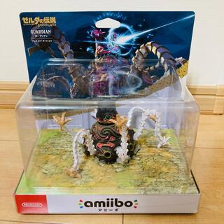 ニンテンドースイッチ(Nintendo Switch)の【新品未使用】amiibo ガーディアン ブレイズオブザ・ワールド(ゲームキャラクター)