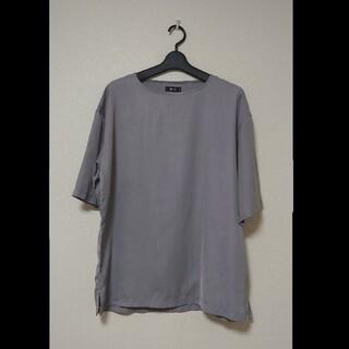 スピンズ(SPINNS)のSPINNS ビッグシルエットシャツ(Tシャツ/カットソー(半袖/袖なし))