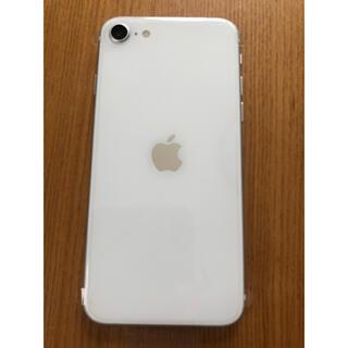 iPhone - iPhone SE2 第二世代 64GB 本体 未使用品 simロック解除済み
