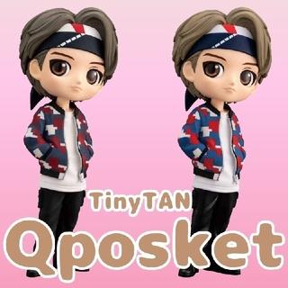 防弾少年団(BTS) - TinyTAN 防弾少年団 V Qposket フィギュア