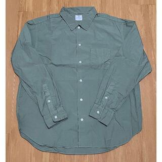 coen - coen 長袖 シャツ Lサイズ