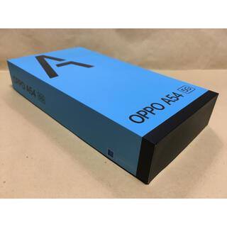 OPPO - 【 新品/未使用 】SIMフリー OPPO A54 5G パープル *送料無料